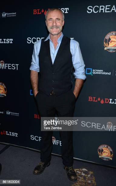 Actor Timothy V Murphy attends the 2017 Screamfest Horror Film Festival at TCL Chinese 6 Theatres on October 15 2017 in Hollywood California