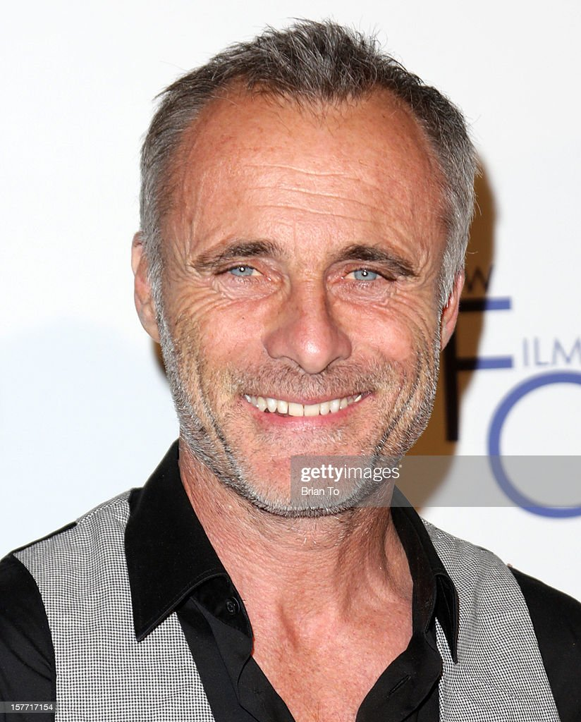 Actor Timothy V. Murphy attends the Los Angeles premiere of 'Flying Lessons' at Laemmle Monica 4-Plex on December 5, 2012 in Santa Monica, California.