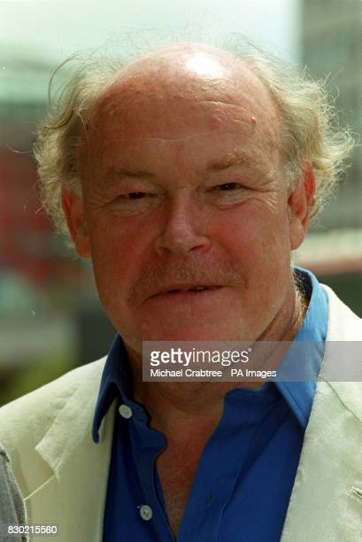 Actor Timothy West during a photocall in London to launch BBC Radio 3's four year project of Shakespeare broadcasts