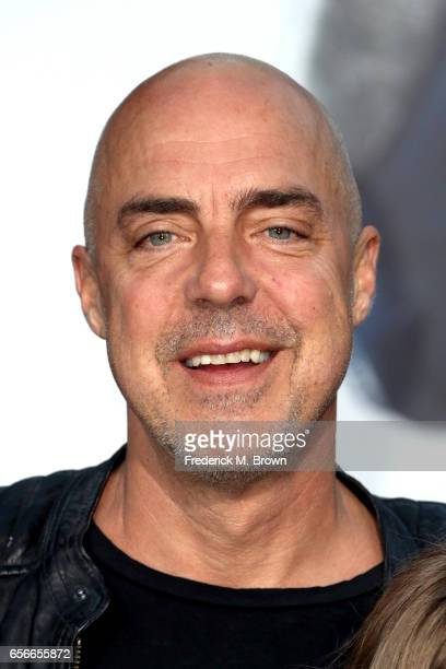 Actor Titus Welliver at the premiere of Lionsgate's 'Power Rangers' on March 22 2017 in Westwood California