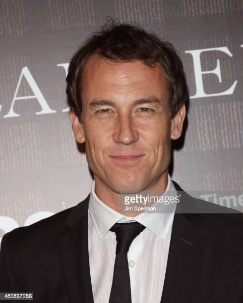 Actor Tobias Menzies attends the 'Outlander' series screening at 92nd Street Y on July 28 2014 in New York City