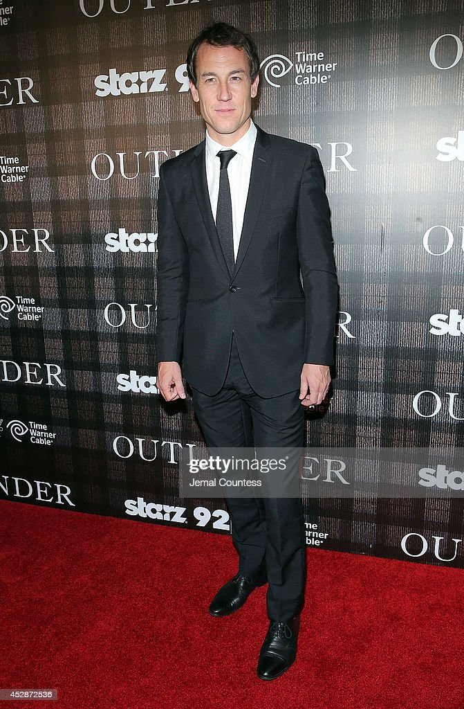 Actor <a gi-track='captionPersonalityLinkClicked' href=/galleries/search?phrase=Tobias+Menzies&family=editorial&specificpeople=2276826 ng-click='$event.stopPropagation()'>Tobias Menzies</a> attends the 'Outlander' series screening at 92nd Street Y on July 28, 2014 in New York City.