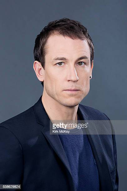 Actor Tobias Menzies of STARZ's 'Outlander' is photographed for Los Angeles Times on March 26 2016 in Los Angeles California PUBLISHED IMAGE CREDIT...
