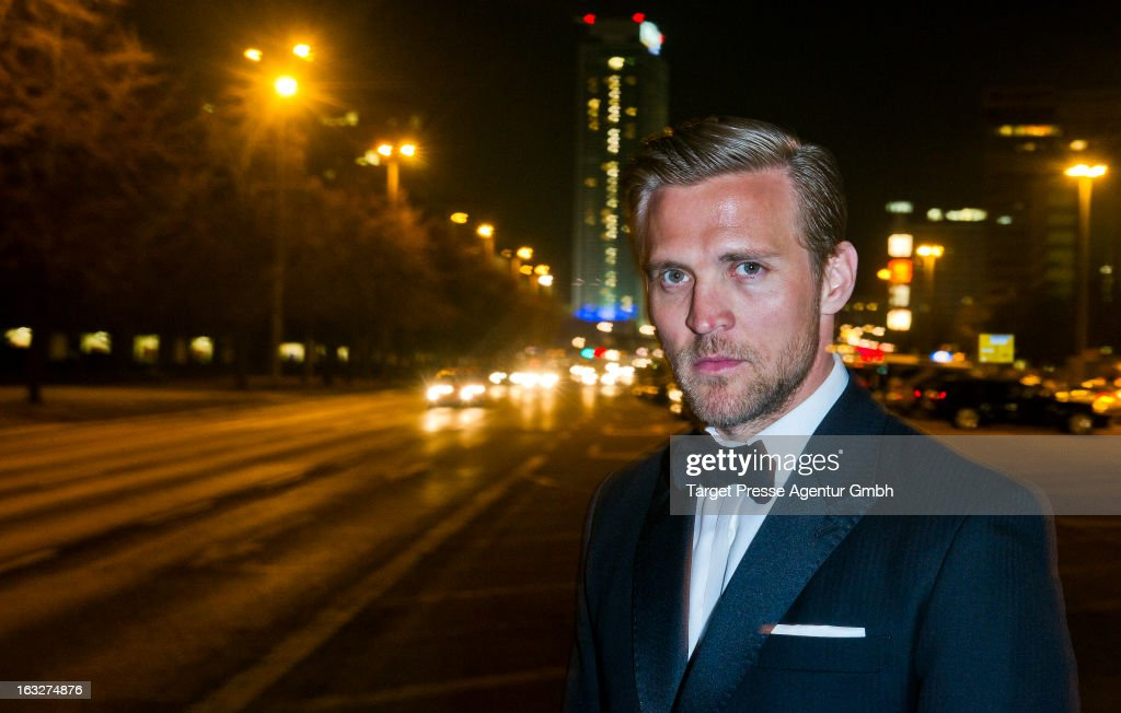 Actor Tobias Santelmann attends the 'Kon-Tiki' Premiere at Kino International on March 6, 2013 in Berlin, Germany.
