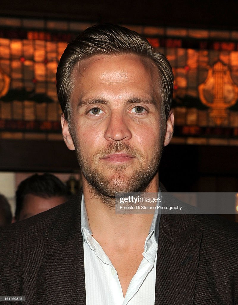 Actor Tobias Santelmann attends the 'Kon-Tiki' premiere during the 2012 Toronto International Film Festival on September 7, 2012 in Toronto, Canada.