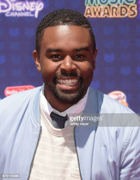 Actor Tobie Windham attends the 2017 Radio Disney Music Awards at Microsoft Theater on April 29 2017 in Los Angeles California