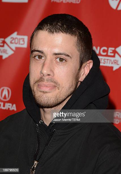 Actor Toby Kebbell attends the 'The East' premiere at Eccles Center Theatre on January 20 2013 in Park City Utah