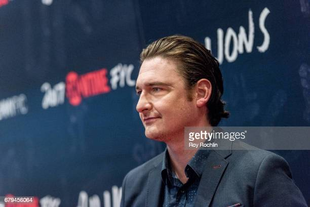 Actor Toby Leonard Moore attends Showtime's 'Billions' For Your Consideration Red Carpet Event at NYIT Auditorium on May 5 2017 in New York City