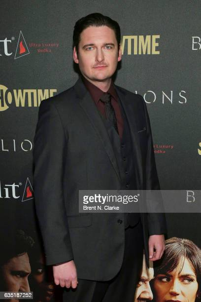 Actor Toby Leonard Moore attends Showtime's 'Billions' Season 2 premiere held at Cipriani 25 Broadway on February 13 2017 in New York City