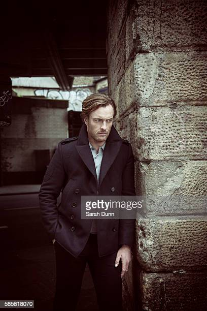 Actor Toby Stephens is photographed on June 19 2014 in London England