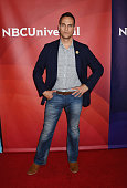 Actor Todd Stashwick arrives at the 2016 Summer TCA Tour NBCUniversal Press Tour at the Four Seasons Hotel Westlake Village on April 1 2016 in...