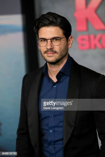 Actor Tolgahan Sayisman attends the premiere of Warner Bros Pictures' 'Kong Skull Island' at Dolby Theatre on March 8 2017 in Hollywood California
