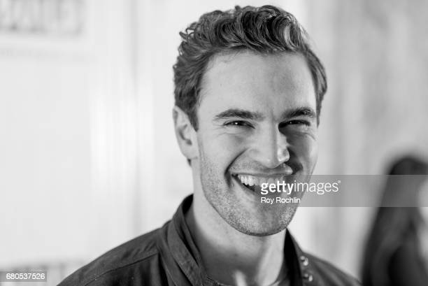 Actor Tom Bateman discusses 'Snatched' with the Build Series at Build Studio on May 8 2017 in New York City