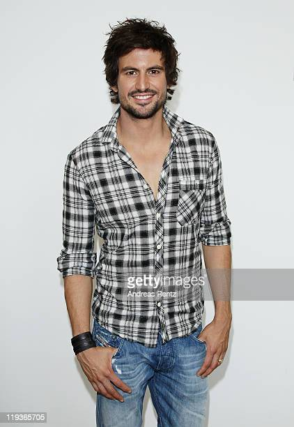 Actor Tom Beck attends the RTL Programm press conference Season 2011/2012 on July 19 2011 in Cologne Germany