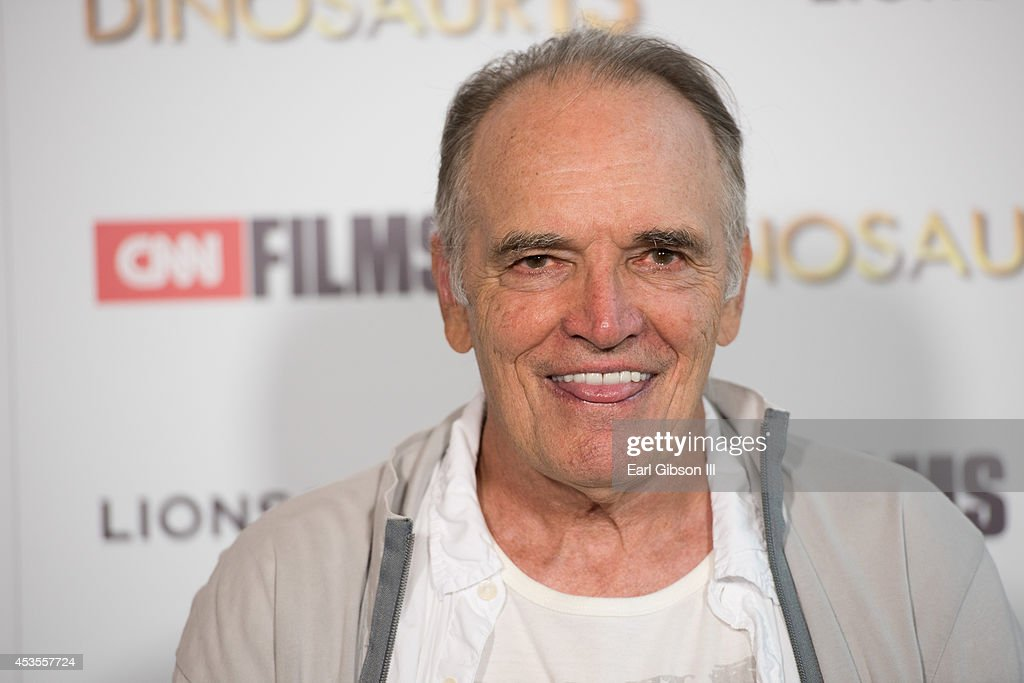 Actor Tom Bower attends the premiere of Lionsgate and CNN Film 'Dinosaur 13' at DGA Theater on August 12, 2014 in Los Angeles, California.