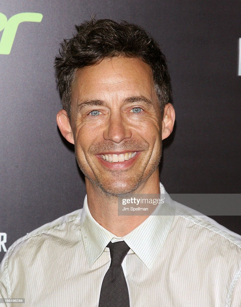Actor Tom Cavanagh attends the 'Star Trek Into Darkness' screening at AMC Loews Lincoln Square on May 9, 2013 in New York City.