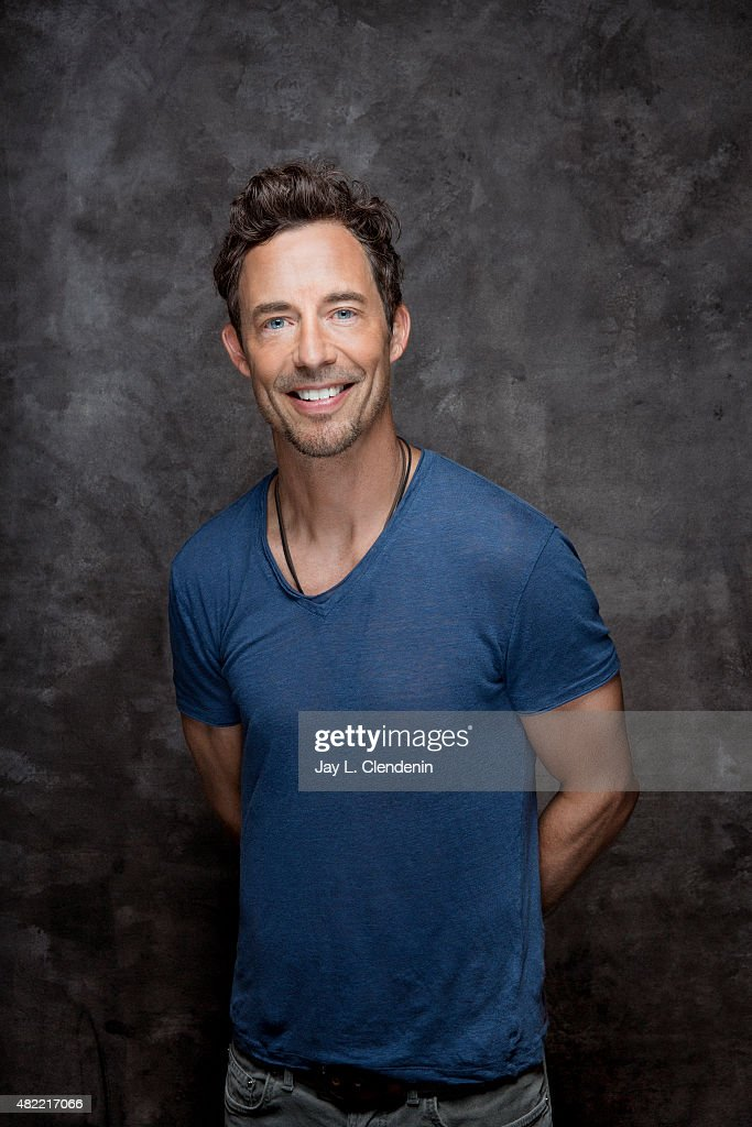 Actor Tom Cavanagh of 'The Flash' poses for a portrait at Comic-Con International 2015 for Los Angeles Times on July 9, 2015 in San Diego, California. PUBLISHED IMAGE.