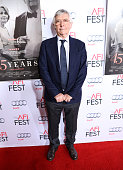 Actor Tom Courtenay attends the Tribute to Charlotte Rampling and Tom Courtenay Screening of Sundance Selects' '45 Years' at the Hollywood Roosevelt...
