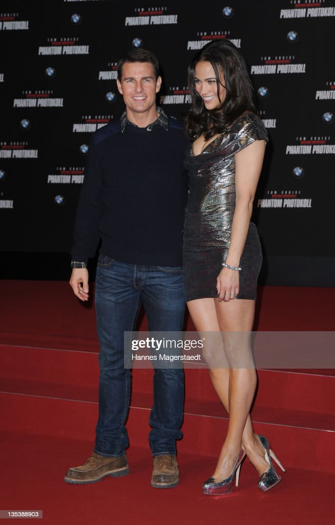 """Mission:Impossible - Ghost Protocol"" Germany Premiere"