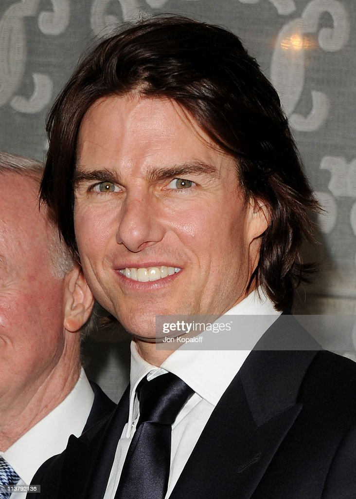 Actor <a gi-track='captionPersonalityLinkClicked' href=/galleries/search?phrase=Tom+Cruise&family=editorial&specificpeople=156405 ng-click='$event.stopPropagation()'>Tom Cruise</a> arrives at the Simon Wiesenthal Center Annual National Tribute Dinner Honoring <a gi-track='captionPersonalityLinkClicked' href=/galleries/search?phrase=Tom+Cruise&family=editorial&specificpeople=156405 ng-click='$event.stopPropagation()'>Tom Cruise</a> at the Beverly Wilshire Four Seasons Hotel on May 5, 2011 in Beverly Hills, California.