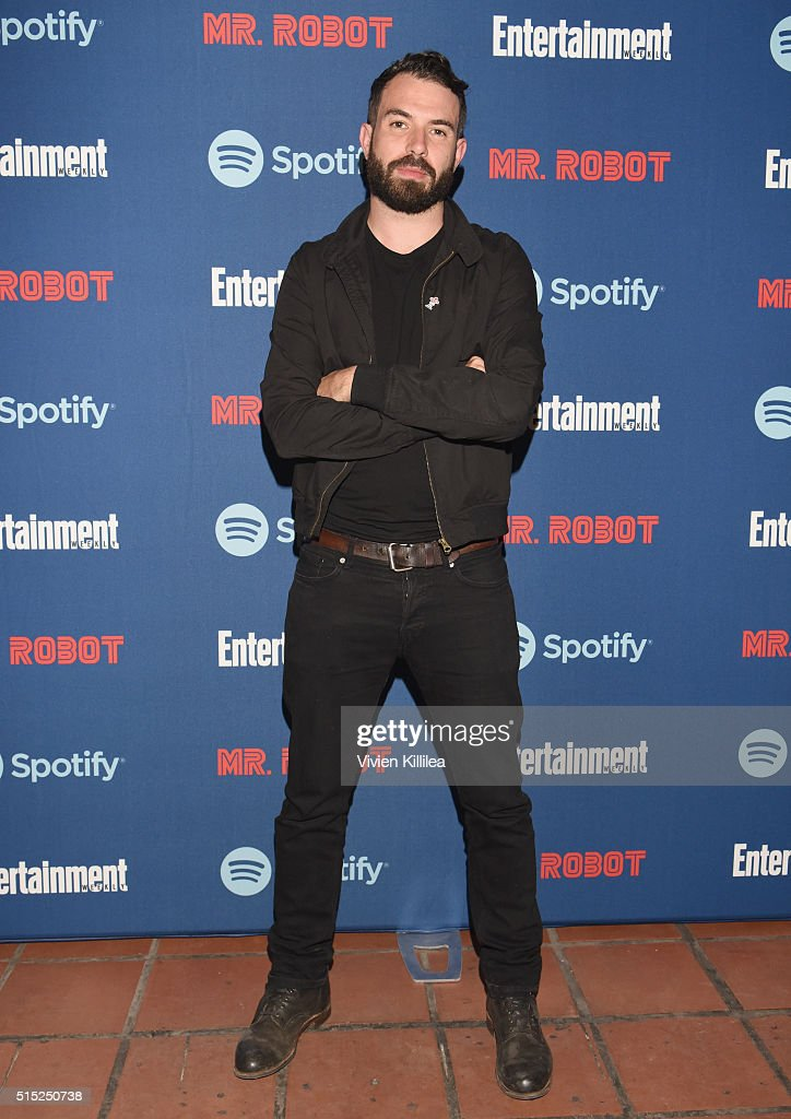 Actor Tom Cullen attends a dinner hosted by Entertainment Weekly celebrating Mr. Robot at the Spotify House in Austin, TX during SXSW on March 12, 2016 in Austin, Texas.