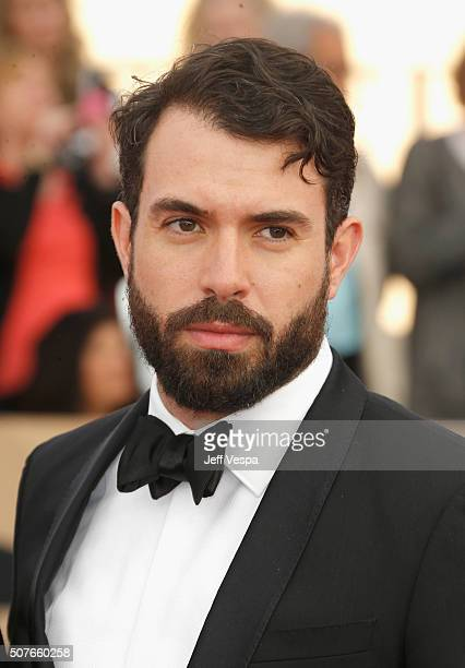 Actor Tom Cullen attends the 22nd Annual Screen Actors Guild Awards at The Shrine Auditorium on January 30 2016 in Los Angeles California
