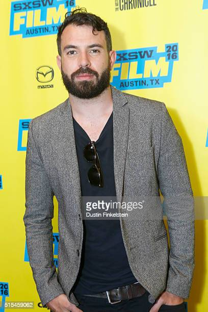 Actor Tom Cullen attends the premiere of 'Black Mountain Poets' during the 2016 SXSW Music Film Interactive Festival at Alamo Lamar D on March 13...