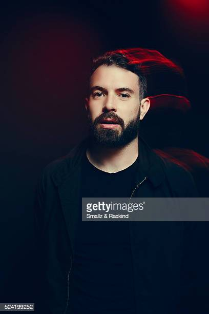 Actor Tom Cullen poses for a portrait in the Getty Images SXSW Portrait Studio Powered By Samsung on March 13 2016 in Austin Texas