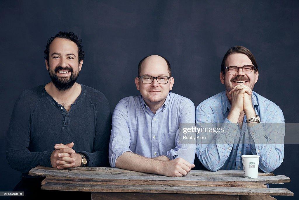 SXSW Film Portraits, The Wrap, March 15, 2016