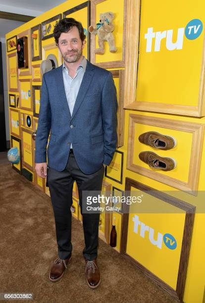 Actor Tom Everett Scott at truTV's 'Upscale with Prentice Penny' Premiere at The London Hotel on March 21 2017 in West Hollywood California 26858_001