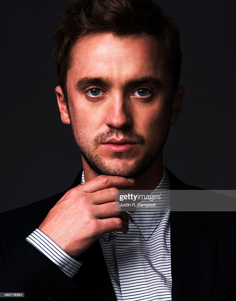 Tom Felton, Just Jared, February 17, 2015 | Getty Images