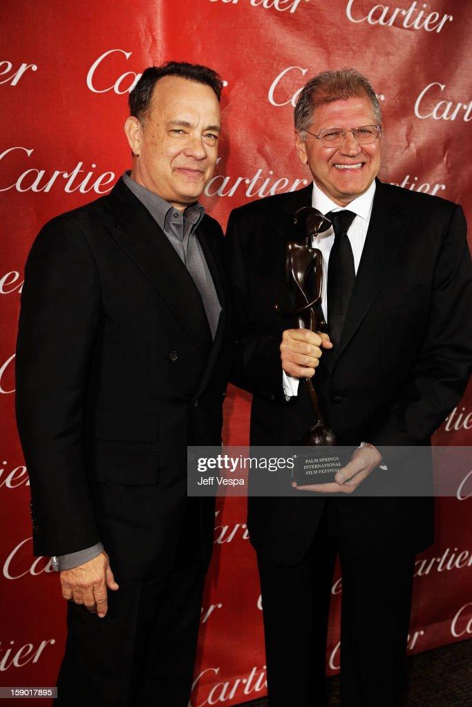 24th Annual Palm Springs International Film Festival Awards Gala - Backstage