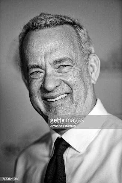 Actor Tom Hanks arrives at The Shakespeare Center of Los Angeles 25th Annual Simply Shakespeare Benefit at The Broad Stage on December 8 2015 in...