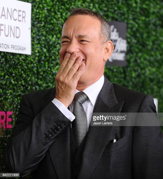 Actor Tom Hanks attends An Unforgettable Evening at the Beverly Wilshire Four Seasons Hotel on February 16 2017 in Beverly Hills California