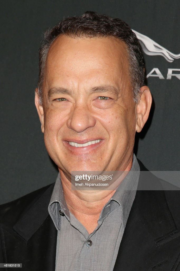 Actor Tom Hanks attends the BAFTA LA 2014 Awards Season Tea Party at the Four Seasons Hotel Los Angeles at Beverly Hills on January 11, 2014 in Beverly Hills, California.