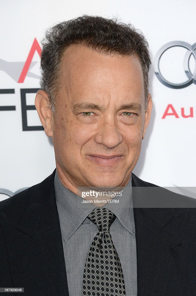 Actor <a gi-track='captionPersonalityLinkClicked' href=/galleries/search?phrase=Tom+Hanks&family=editorial&specificpeople=201790 ng-click='$event.stopPropagation()'>Tom Hanks</a> attends the premiere of Walt Disney Pictures' 'Saving Mr. Banks' during AFI FEST 2013 presented by Audi at TCL Chinese Theatre on November 7, 2013 in Hollywood, California.