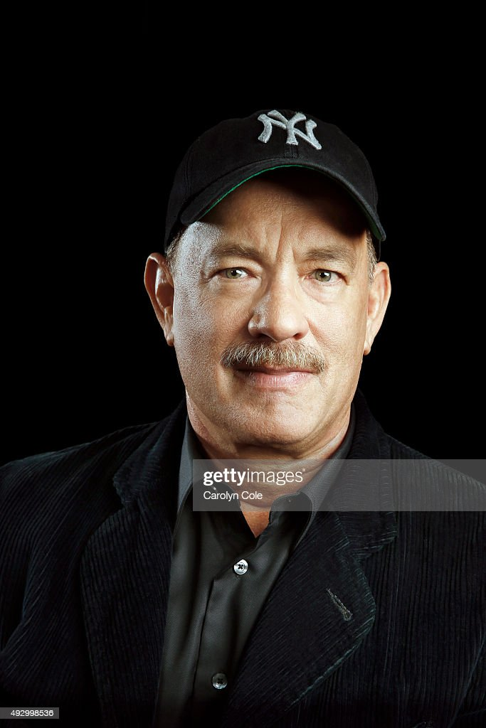 Actor <a gi-track='captionPersonalityLinkClicked' href=/galleries/search?phrase=Tom+Hanks&family=editorial&specificpeople=201790 ng-click='$event.stopPropagation()'>Tom Hanks</a> from 'Bridge of Spies' is photographed for Los Angeles Times on October 4, 2015 in New York City. PUBLISHED IMAGE.