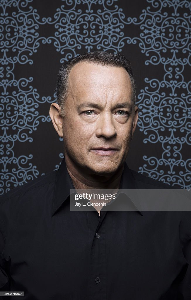 Actor <a gi-track='captionPersonalityLinkClicked' href=/galleries/search?phrase=Tom+Hanks&family=editorial&specificpeople=201790 ng-click='$event.stopPropagation()'>Tom Hanks</a> is photographed for Los Angeles Times on September 29, 2013 in Culver City, California. PUBLISHED IMAGE.
