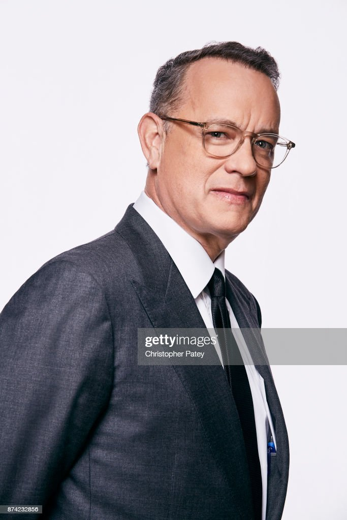 Actor Tom Hanks poses for a portrait at the 31st Annual American Cinematheque Awards Gala at The Beverly Hilton Hotel on November 10, 2017 in Beverly Hills, California.