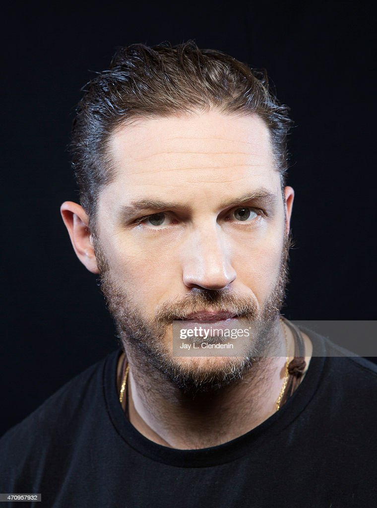 Tom Hardy, Los Angeles Times, September 5, 2015