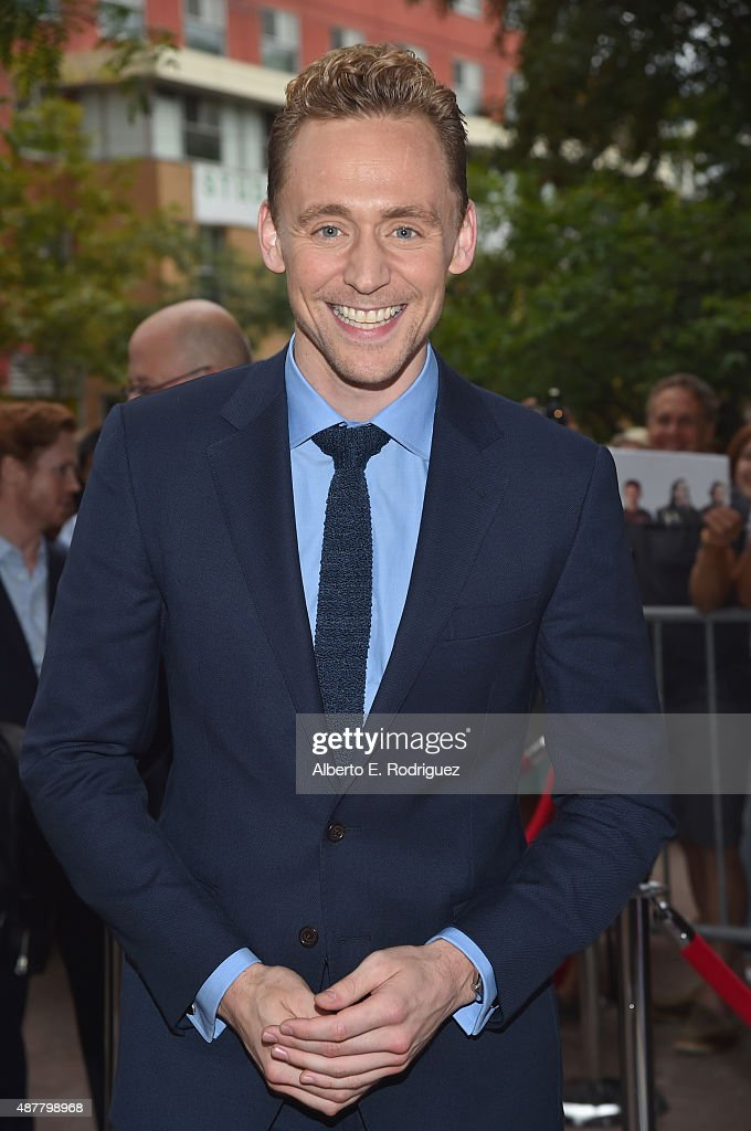 Actor <a gi-track='captionPersonalityLinkClicked' href=/galleries/search?phrase=Tom+Hiddleston&family=editorial&specificpeople=4686407 ng-click='$event.stopPropagation()'>Tom Hiddleston</a> attends the 'I Saw the Light' premiere during the 2015 Toronto International Film Festival at Ryerson Theatre on September 11, 2015 in Toronto, Canada.
