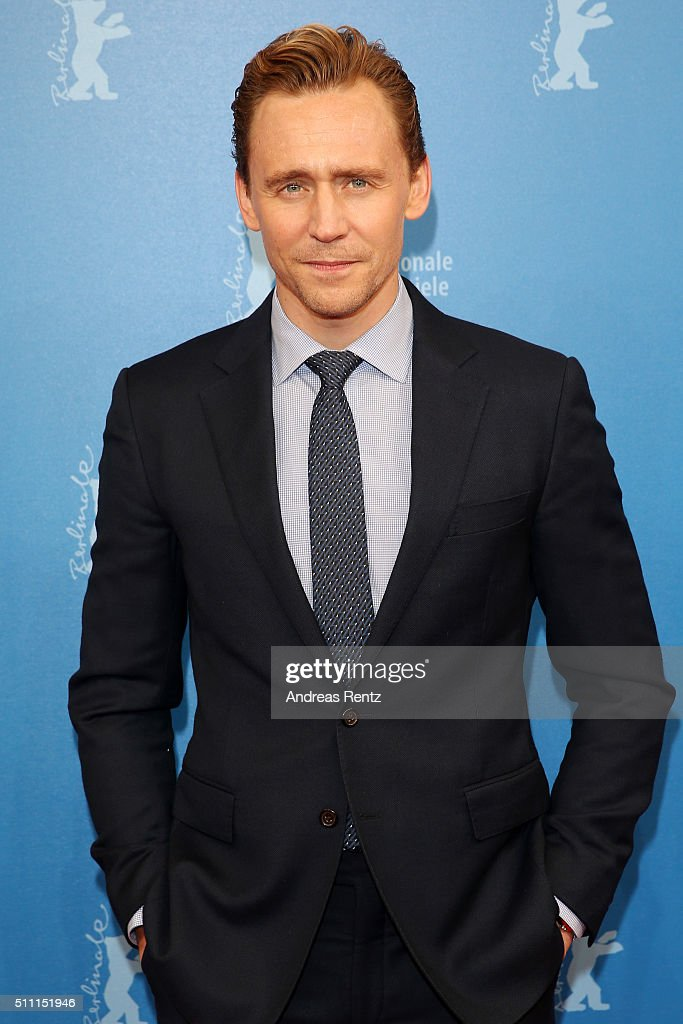 Actor <a gi-track='captionPersonalityLinkClicked' href=/galleries/search?phrase=Tom+Hiddleston&family=editorial&specificpeople=4686407 ng-click='$event.stopPropagation()'>Tom Hiddleston</a> attends the 'The Night Manager' premiere during the 66th Berlinale International Film Festival Berlin at Haus der Berlinale on February 18, 2016 in Berlin, Germany.