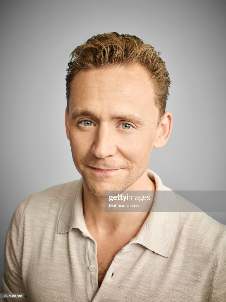 Actor Tom Hiddleston from 'Kong: Skull Island' is photographed for Entertainment Weekly Magazine on July 23, 2016 at Comic Con in the Hard Rock Hotel in San Diego, California.