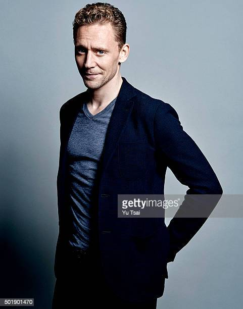 Actor Tom Hiddleston is photographed at the Toronto Film Festival for Variety on September 12 2015 in Toronto Ontario Published Image