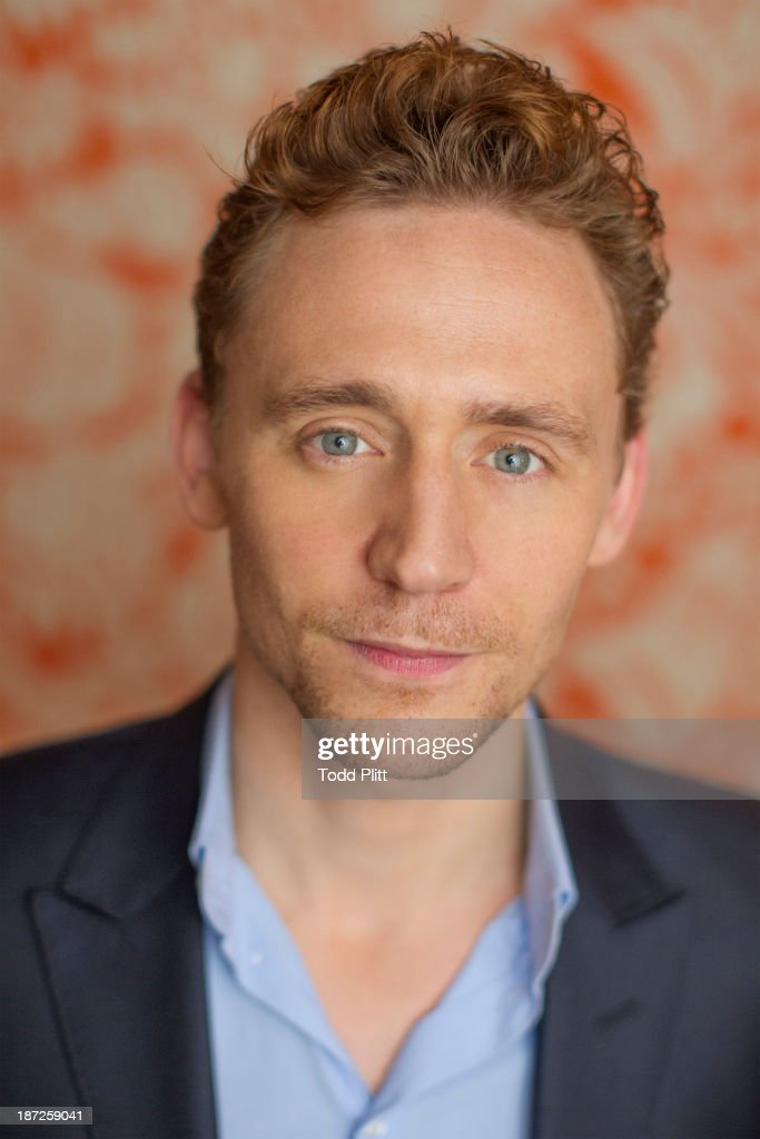 Actor <a gi-track='captionPersonalityLinkClicked' href=/galleries/search?phrase=Tom+Hiddleston&family=editorial&specificpeople=4686407 ng-click='$event.stopPropagation()'>Tom Hiddleston</a> is photographed for USA Today on November 1, 2013 in New York City.