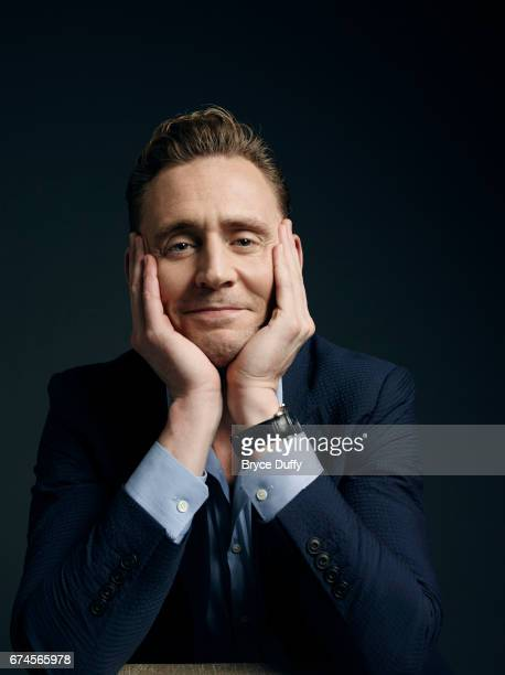 Actor Tom Hiddleston photographed for Variety on April 11 in Los Angeles California