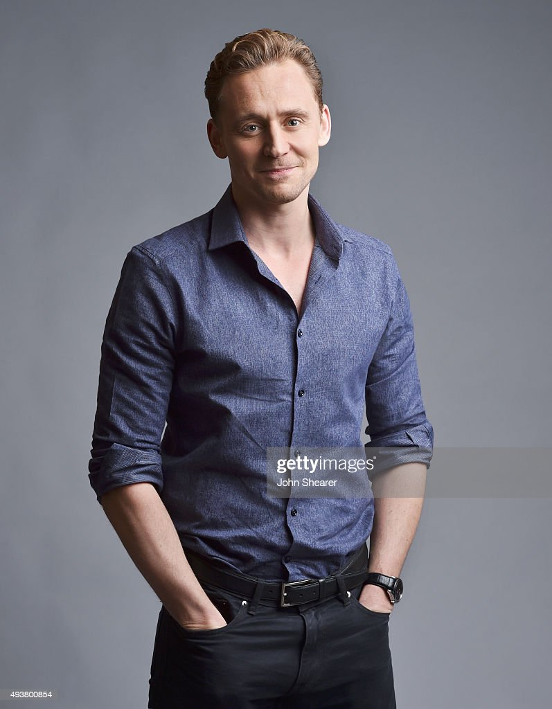 Actor <a gi-track='captionPersonalityLinkClicked' href=/galleries/search?phrase=Tom+Hiddleston&family=editorial&specificpeople=4686407 ng-click='$event.stopPropagation()'>Tom Hiddleston</a> poses for a portrait at the 'I Saw The Light' press day on October 17, 2015 in Nashville, Tennessee.