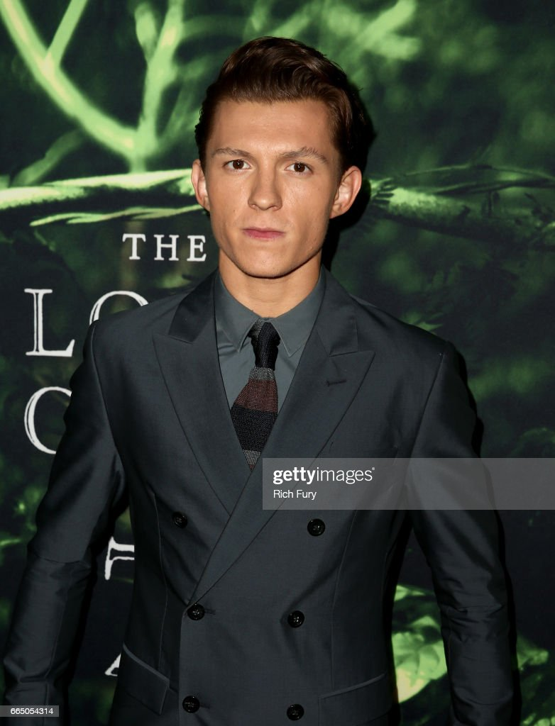 Actor Tom Holland attends the premiere of Amazon Studios' 'The Lost City Of Z' at ArcLight Hollywood on April 5, 2017 in Hollywood, California.