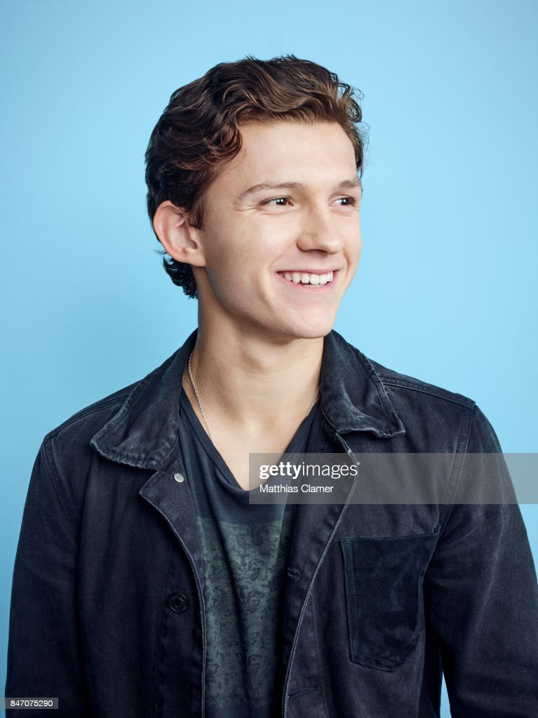 Actor Tom Holland from 'Spider-Man: Homecoming' is photographed for Entertainment Weekly Magazine on July 23, 2016 at Comic Con in the Hard Rock Hotel in San Diego, California.