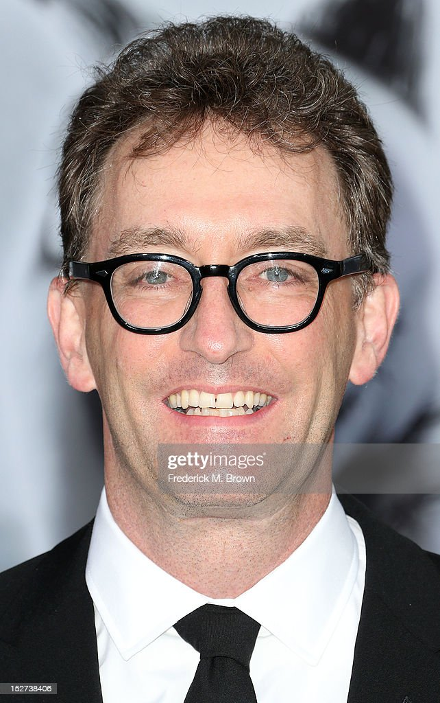Actor <a gi-track='captionPersonalityLinkClicked' href=/galleries/search?phrase=Tom+Kenny&family=editorial&specificpeople=215463 ng-click='$event.stopPropagation()'>Tom Kenny</a> attends the Premiere Of Disney's 'Frankenweenie' at the El Capitan Theatre on September 24, 2012 in Hollywood, California.